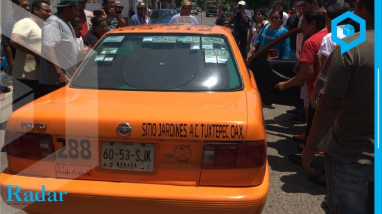 Taxi aumento