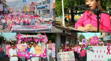 COLAGE MARCHA DE CANCER